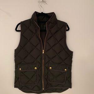 Black, medium J.Crew Vest